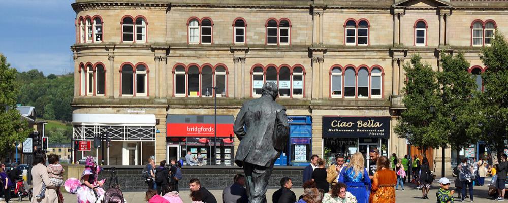 Huddersfield Shops