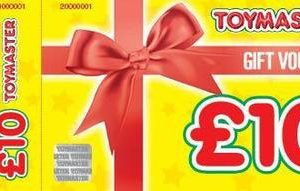 £10 Gift Card Starlings Toymaster