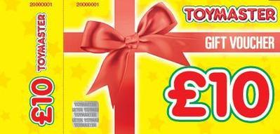 £10 Gift Card Starlings Toymaster