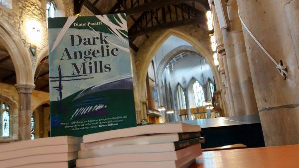 Photo of 'Dark Angelic Mills' taken in Bradford Cathedral.